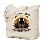 Mama Grizzlies Tote Bag