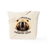 Mama Grizzlies Tote Bag