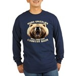 Mama Grizzlies Long Sleeve Dark T-Shirt