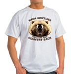 Mama Grizzlies Light T-Shirt
