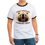 Mama Grizzlies Ringer T