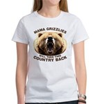 Mama Grizzlies Women's T-Shirt