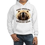 Mama Grizzlies Hooded Sweatshirt