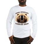 Mama Grizzlies Long Sleeve T-Shirt