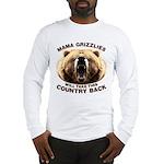 Mama Grizzlies Long Sleeve T-Shirt