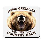 Mama Grizzlies Mousepad