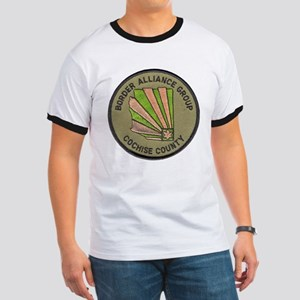 Cochise County Border Alliance Ringer T
