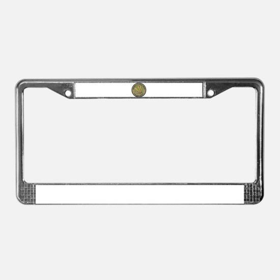 Cochise County Border Alliance License Plate Frame