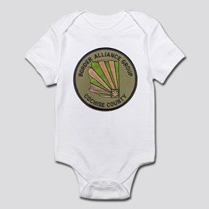 Cochise County Border Alliance Infant Bodysuit