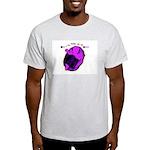 Baby Jesus Ash Grey T-Shirt
