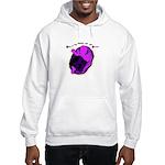 Baby Jesus Hooded Sweatshirt