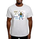 Full Armor of God Ash Grey T-Shirt