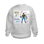 Full Armor of God Kids Sweatshirt