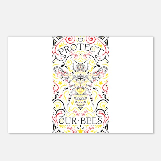 Cute Activist Postcards (Package of 8)