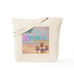 Love From Coast To Coast Tote Bag