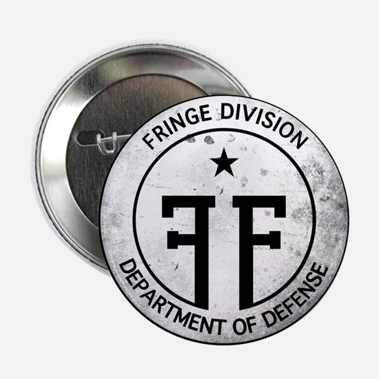"Fringe Division 2.25"" Button"