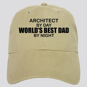 World's Greatest Dad - Architect Cap