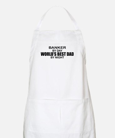 World's Greatest Dad - Banker Apron
