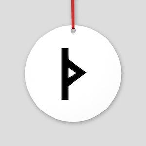 THURISAZ Ornament (Round)
