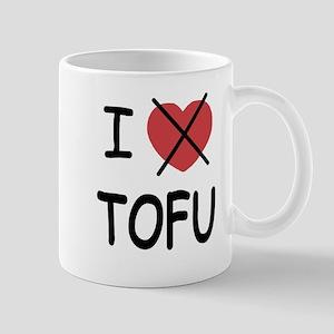 I hate tofu Mug