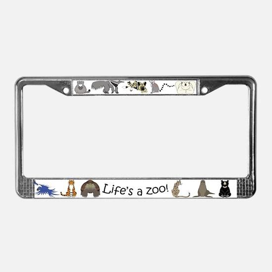 Frame #1 License Plate Frame