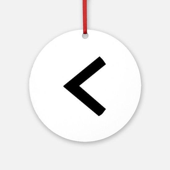 KENAZ Ornament (Round)