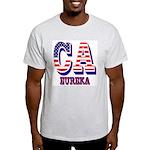 California Ash Grey T-Shirt