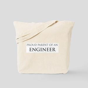 Proud Parent: Engineer Tote Bag