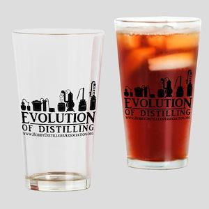 Evolution of Distilling Drinking Glass