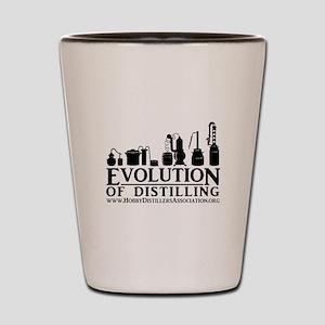 Evolution of Distilling Shot Glass