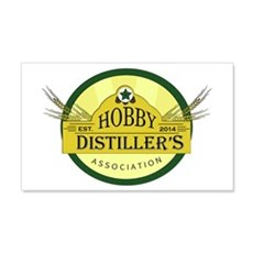 Hobby Distiller's Association Wall Decal