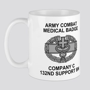 Co C, 132nd Support Bn<BR>Combat Medic Cup 1