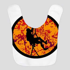 ALWAYS UP FOR Polyester Baby Bib