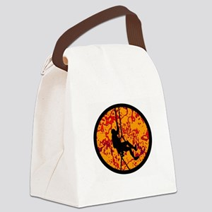 ALWAYS UP FOR Canvas Lunch Bag