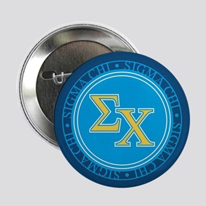"Sigma Chi Circle 2.25"" Button"