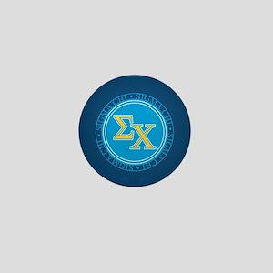 Sigma Chi Circle Mini Button