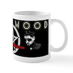 King Bitch, Witch 11 Oz Ceramic Mug Mugs