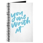 You are worth it! Journal
