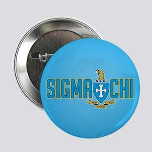 "Sigma Chi Crest 2.25"" Button"