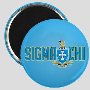 Sigma Chi Crest Magnet