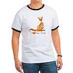I Love Kids (Kangaroo)  Ringer T