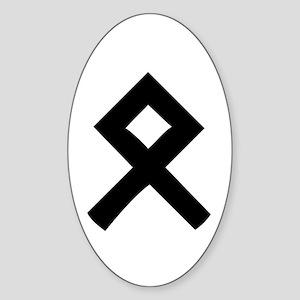 OTHALA Sticker (Oval)