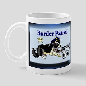 Border Collie Gifts-Pun Inten Mug