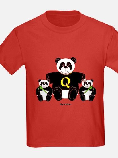 Funny Childs panda T
