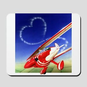 Plane Mousepad