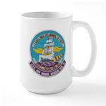 USS BON HOMME RICHARD Large Mug