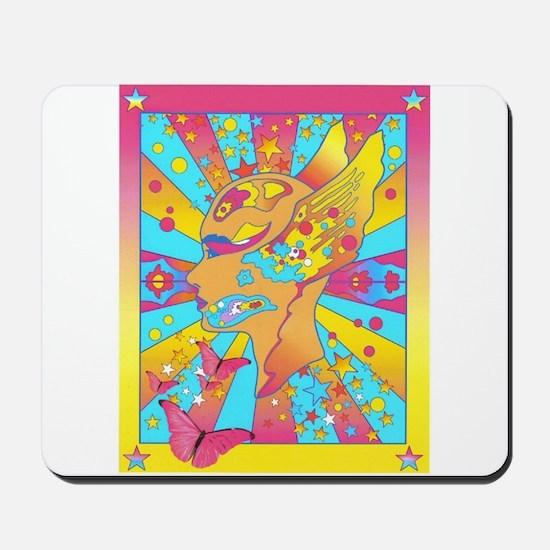 Mercury Mousepad
