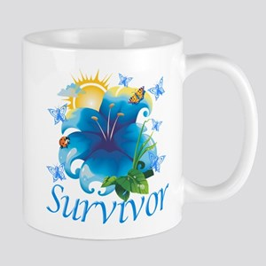 Survivor Flower Mug