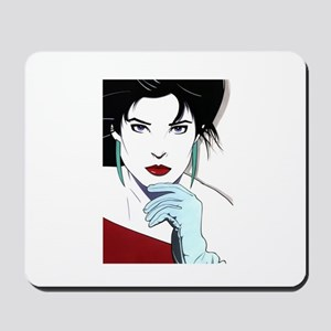 Face Line Mousepad