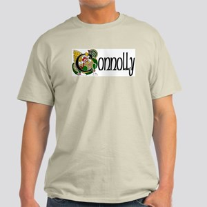Connolly Celtic Dragon Light T-Shirt